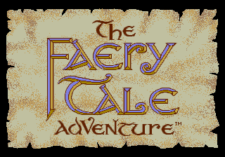 Faery Tale Adventure, The